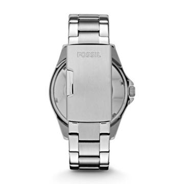Fossil Damen Analog Quarz Uhr mit Edelstahl Armband ES3202 - 3
