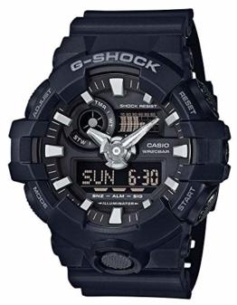 G-Shock Herren Armbanduhr GA-700-1BER - 1