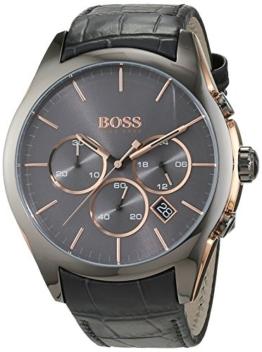Hugo Boss Herren-Armbanduhr 1513366 - 1