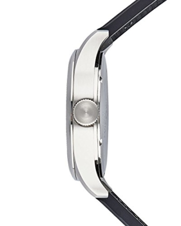 Hugo Boss Orange Paris Herren-Armbanduhr Quartz Analog mit schwarzem Silikon Armband 1513350 - 2