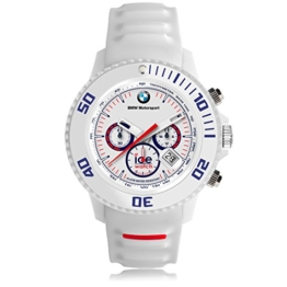 Ice Watch - BM.CH.WE.B.S.13 - BMW Motorsport Edition by Ice-Watch - Big Ø 48 mm - weiß - 1