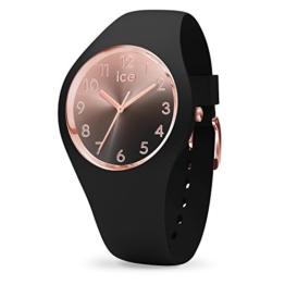 Ice Watch Damen Analog Quarz Smart Armbanduhr mit Silikon Armband 015746 - 1