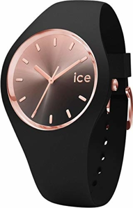 Ice Watch Damen Analog Quarz Smart Armbanduhr mit Silikon Armband 015748 - 1