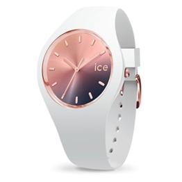 Ice Watch Damen Analog Quarz Smart Armbanduhr mit Silikon Armband 015749 - 1