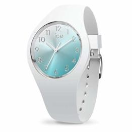 Ice Watch Damen Analog Quarz Smart Watch Armbanduhr mit Silikon Armband 015745 - 1