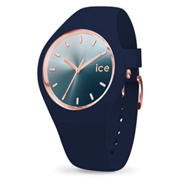 Ice Watch Damen Analog Quarz Smart Watch Armbanduhr mit Silikon Armband 015751 - 1