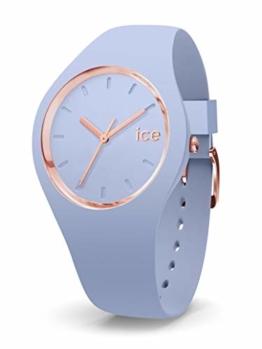 Ice Watch Damen Analog Quarz Uhr mit Silikon Armband 015333 - 1