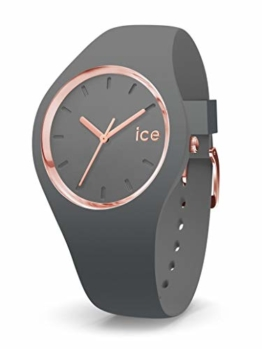 Ice Watch Damen Analog Quarz Uhr mit Silikon Armband 015336 - 1