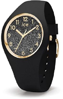 Ice Watch Damen Analog Quarz Uhr mit Silikon Armband 015347 - 1