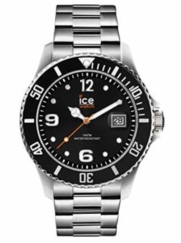 Ice Watch Herren Analog Quarz Smart Watch Armbanduhr mit Edelstahl Armband 016032 - 1