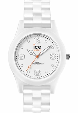 Ice Watch Herren Analog Quarz Uhr mit PU Armband 015776 - 1