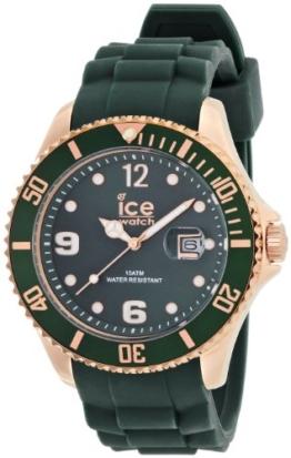Ice-Watch Herren-Armbanduhr XL Style forest green Analog Quarz Silikon IS.FOR.B.S.13 - 1