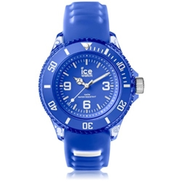 Ice-Watch - ICE aqua Amparo - Blaue Herrenuhr mit Silikonarmband - 001456 (Small) - 1