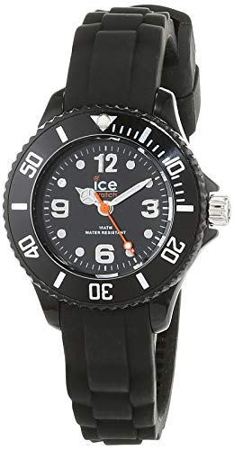 Ice-Watch - ICE forever Black - Schwarze Jungenuhr mit Silikonarmband - 000789 (Extra Small) - 1