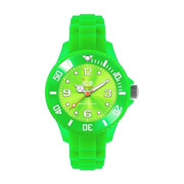 Ice-Watch - ICE forever Green - Grüne Jungenuhr mit Silikonarmband - 000792 (Extra Small) - 1