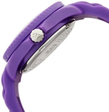 Ice-Watch - ICE forever Purple - Lila Mädchenuhr mit Silikonarmband - 000797 (Extra Small) - 3