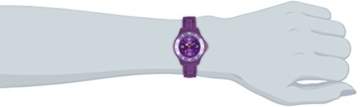 Ice-Watch - ICE forever Purple - Lila Mädchenuhr mit Silikonarmband - 000797 (Extra Small) - 4