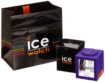 Ice-Watch - ICE forever Purple - Lila Mädchenuhr mit Silikonarmband - 000797 (Extra Small) - 5