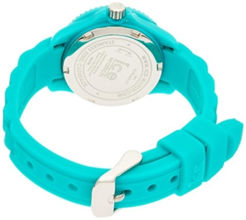 Ice-Watch - ICE forever Turquoise - Blaue Jungenuhr mit Silikonarmband - 000799 (Extra Small) - 2