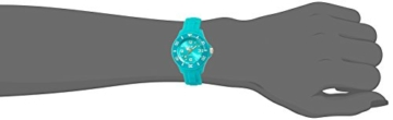 Ice-Watch - ICE forever Turquoise - Blaue Jungenuhr mit Silikonarmband - 000799 (Extra Small) - 4