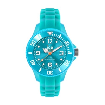Ice-Watch - ICE forever Turquoise - Blaue Jungenuhr mit Silikonarmband - 000799 (Extra Small) - 1