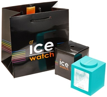Ice-Watch - ICE forever Turquoise - Blaue Jungenuhr mit Silikonarmband - 000799 (Extra Small) - 5