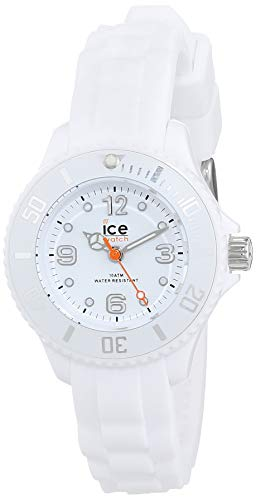 Ice-Watch - ICE forever White - Weiße Jungenuhr mit Silikonarmband - 000790 (Extra Small) - 1