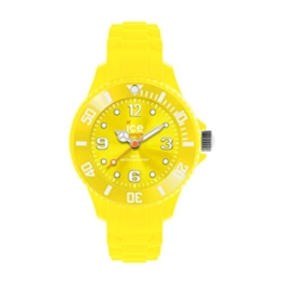 Ice-Watch - ICE forever Yellow - Gelbe Herrenuhr mit Silikonarmband - 000147 (Large) - 1