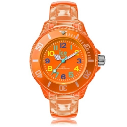 Ice-Watch - ICE happy Neon orange - Orange Jungenuhr mit Plastikarmband - 001323 (Extra Small) - 1