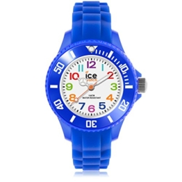 Ice-Watch - ICE mini Blue - Blaue Jungenuhr mit Silikonarmband - 000745 (Extra Small) - 1