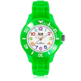 Ice-Watch - ICE mini Green - Grüne Jungenuhr mit Silikonarmband - 000746 (Extra Small) - 1