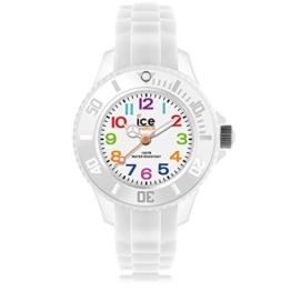 Ice-Watch - ICE mini White - Weiße Jungenuhr mit Silikonarmband - 000744 (Extra Small) - 1