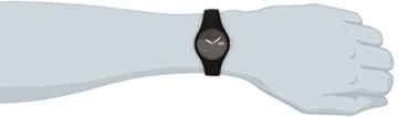 Ice-Watch - ICE ola Black - Schwarze Damenuhr mit Silikonarmband - 000991 (Small) - 4