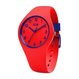 Ice-Watch - ICE ola kids Circus - Rote Jungenuhr mit Silikonarmband - 014429 (Small) - 1