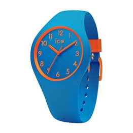 Ice-Watch - ICE ola kids Robot - Blaue Jungenuhr mit Silikonarmband - 014428 (Small) - 1
