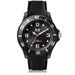 Ice-Watch - ICE sixty nine Black - Schwarze Herrenuhr mit Silikonarmband - 007265 (Large) - 1