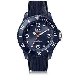 Ice-Watch - ICE sixty nine Dark blue - Blaue Herrenuhr mit Silikonarmband - 007278 (Medium) - 1