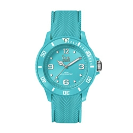 Ice-Watch - ICE sixty nine Turquoise - Türkise Damenuhr mit Silikonarmband - 014764 (Medium) - 1