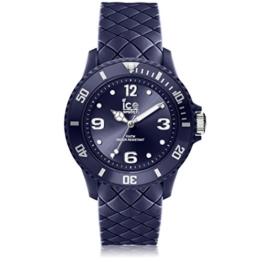 Ice-Watch - ICE sixty nine Twilight blue - Blaue Damenuhr mit Silikonarmband - 007271 (Medium) - 1