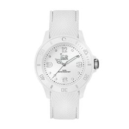 Ice-Watch - ICE sixty nine White - Weiße Damenuhr mit Silikonarmband - 014581 (Medium) - 1