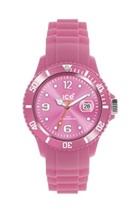 Ice-Watch - ICE summer 2011 Violet - Rosa Damenuhr mit Silikonarmband - 013765 (Small) - 1