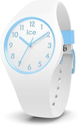 Ice Watch Jungen Analog Quarz Uhr mit Silikon Armband 015348 - 1