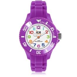 Ice-Watch Kinder-Armbanduhr Ice-Mini lila MN.PE.M.S.12 - 1