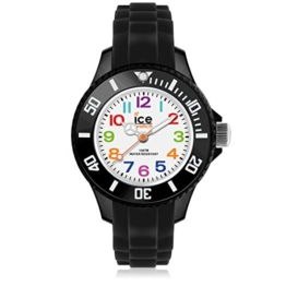 Ice-Watch Kinder-Armbanduhr Ice-Mini schwarz MN.BK.M.S.12 - 1
