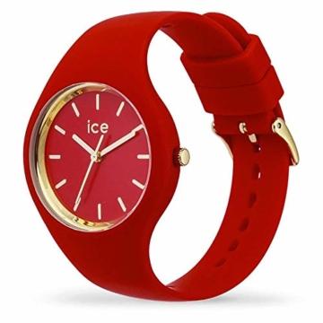 Ice Watch Unisex Erwachsene Analog Quarz Uhr mit Silikon Armband 016263 - 2