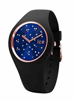 Ice Watch Unisex Erwachsene Analog Quarz Uhr mit Silikon Armband 016294 - 1