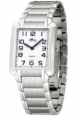 Lotus Classic 15402/6 Herren Quarz Uhren - 1