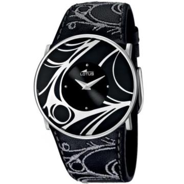 Lotus Damen-Armbanduhr Analog Leder 15733/4 - 1