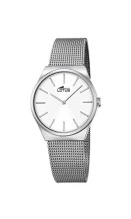 Lotus Damen-Armbanduhr Analog Quarz Edelstahl 18288/1 - 1