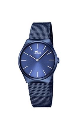 Lotus Damen-Armbanduhr Analog Quarz Edelstahl 18290/2 - 1